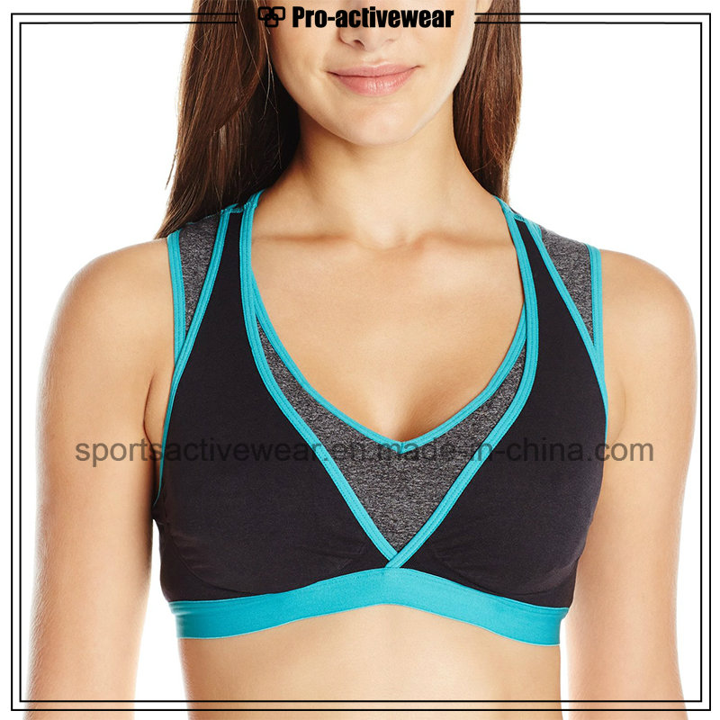 OEM Best Sublimation Custom Made Women Sports Bra