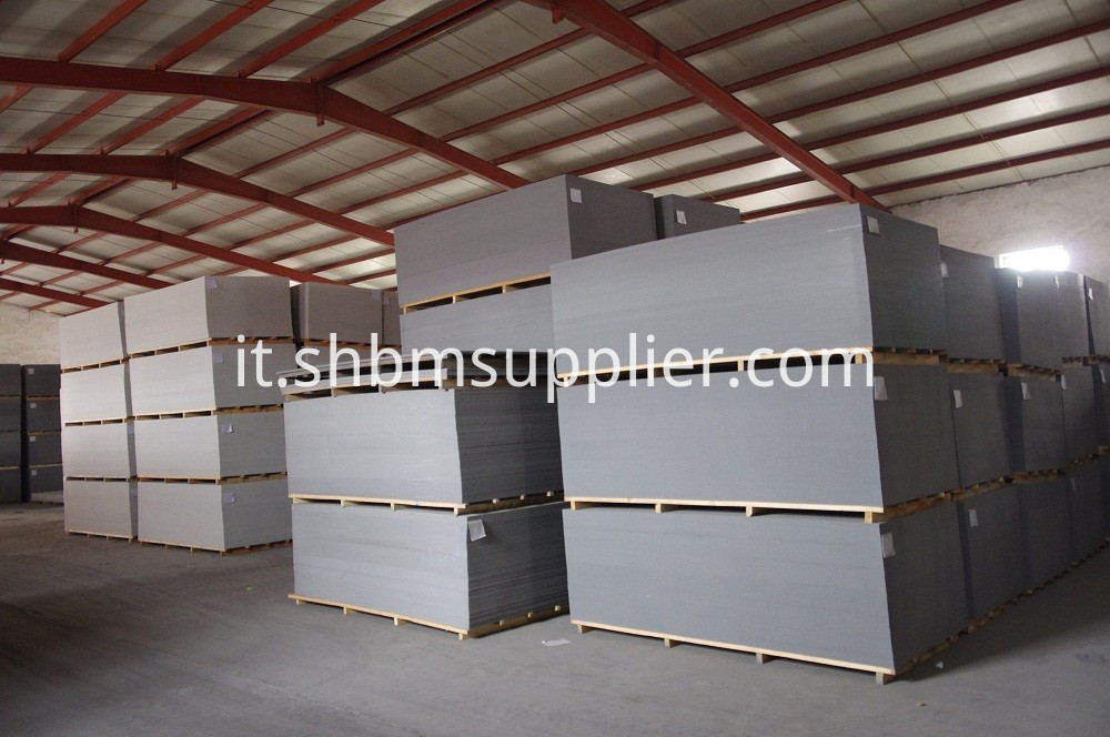 No-asbestos Anti-UV Coad-Resistant Fiber Cement Board