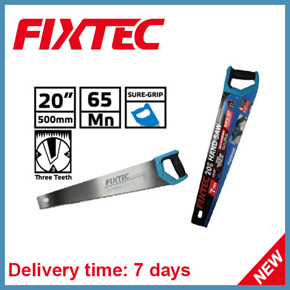 20 Inch Wood Cutting Hand Saw for Timber and Plastic