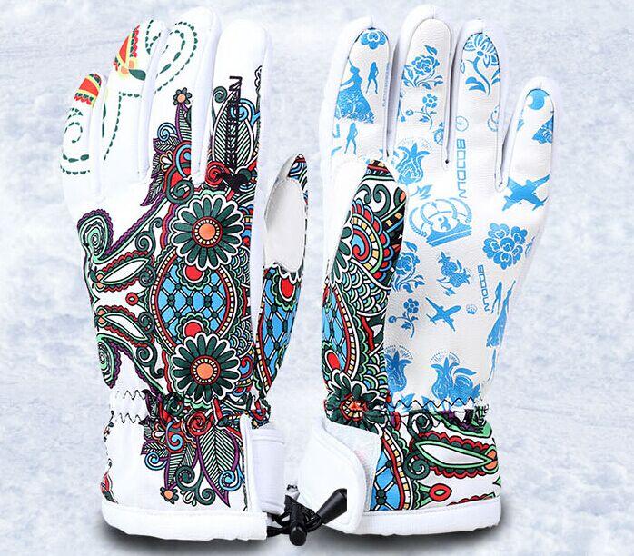 Ski Gloves (765)