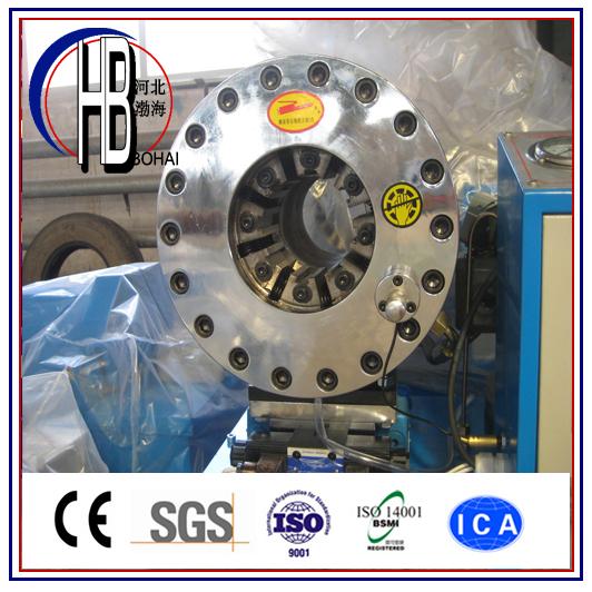 Big Discount Finn Power Hydraulic Hose Equipment for Crimping