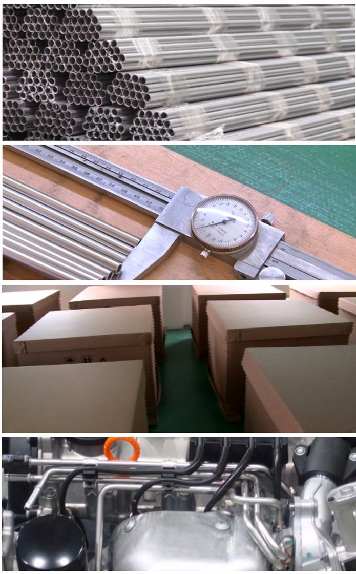 High Precision Industrial Stainless Steel Tubes/Pipes