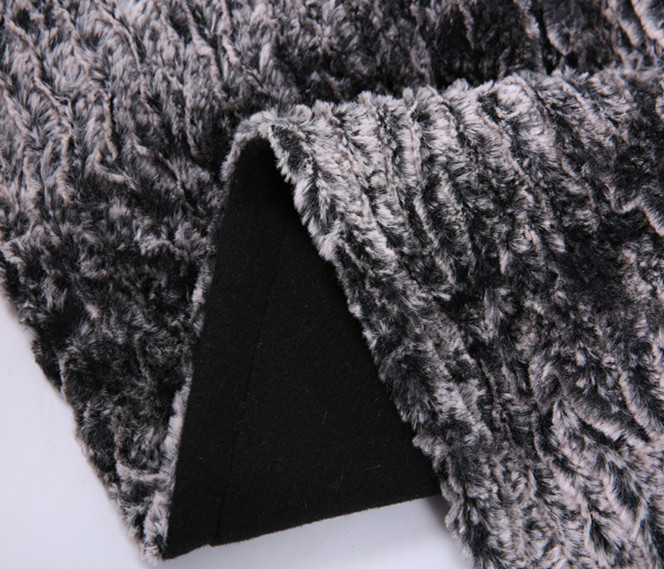 faux blanket