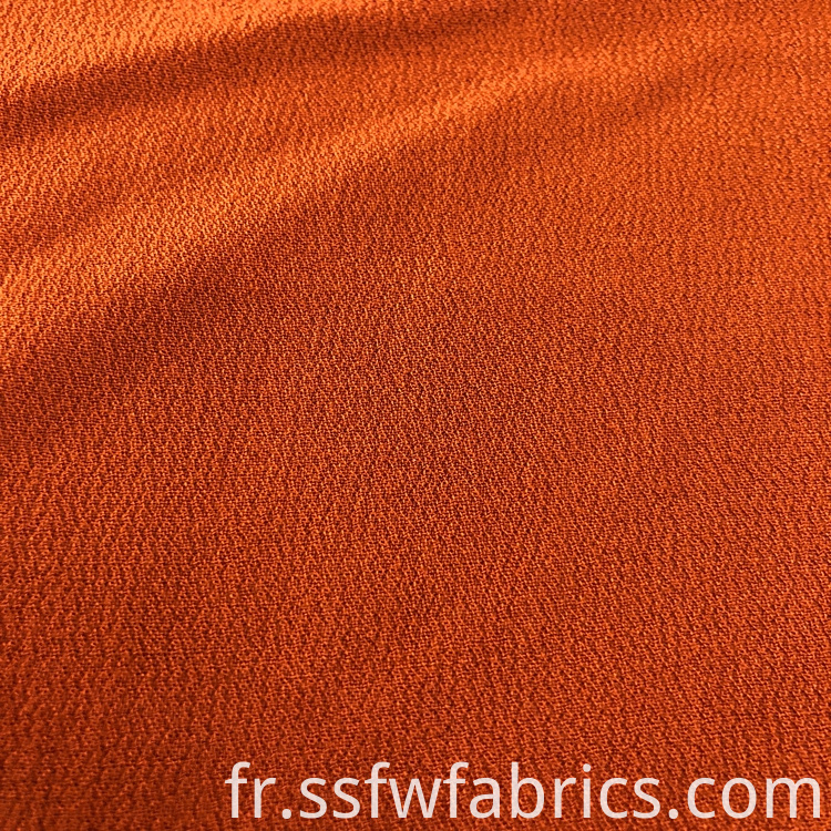 Fashion Hot Selling Crepe Fabric