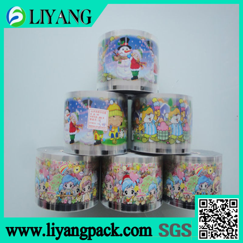 Food Container, Heat Transfer Film for Bucket