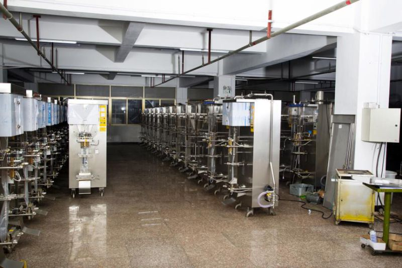 HP1000L-I Liquid Sachet Packing Machine Price