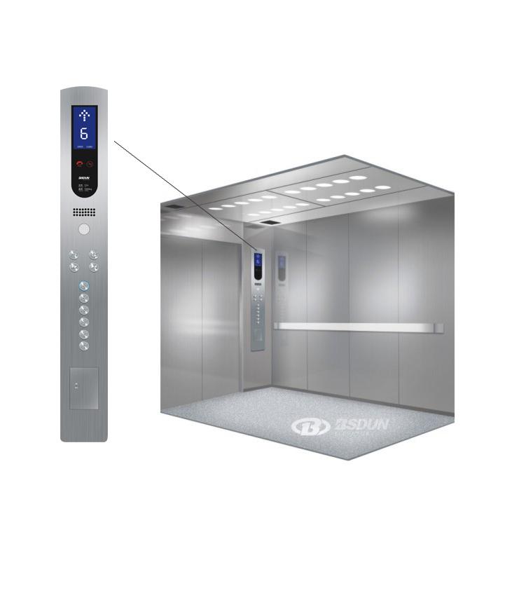Chinese Manufacturer Hospital Stretcher Bed Elevator