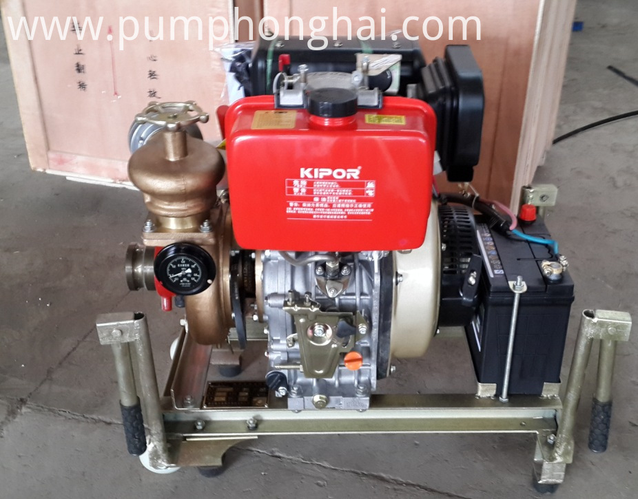 Portable Diesel Water Pumps