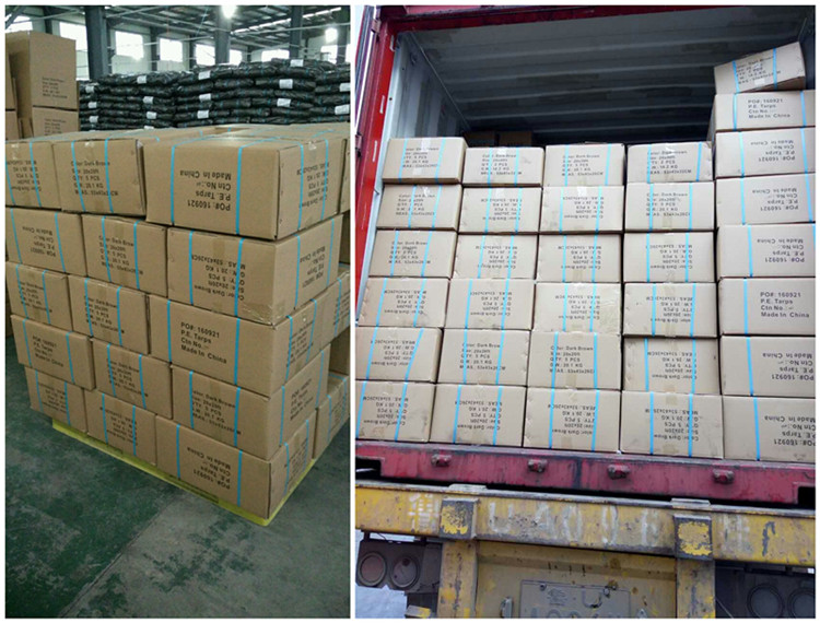 PE tarpaulin carton packing
