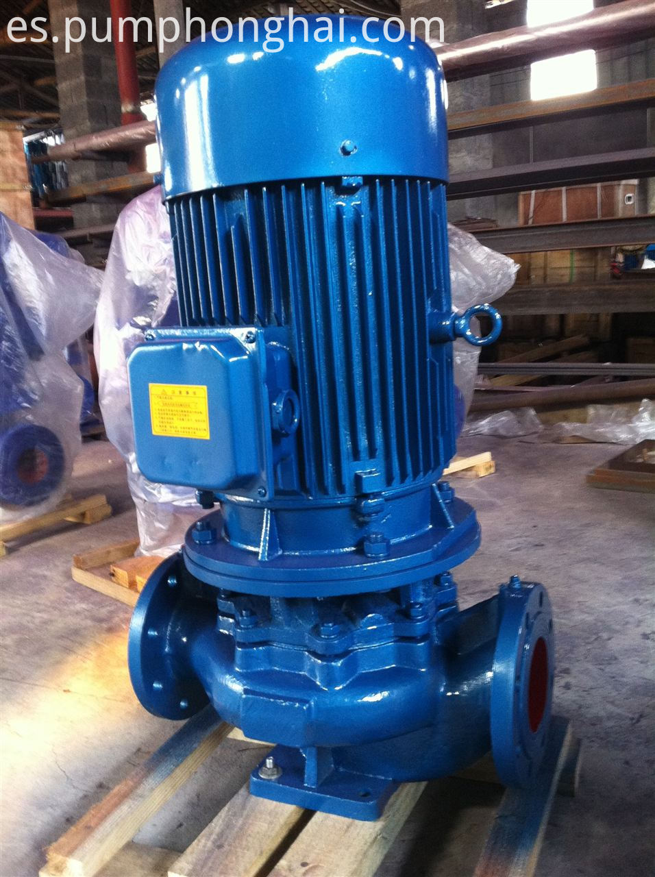 Vertical Electric Centrifugal Pump