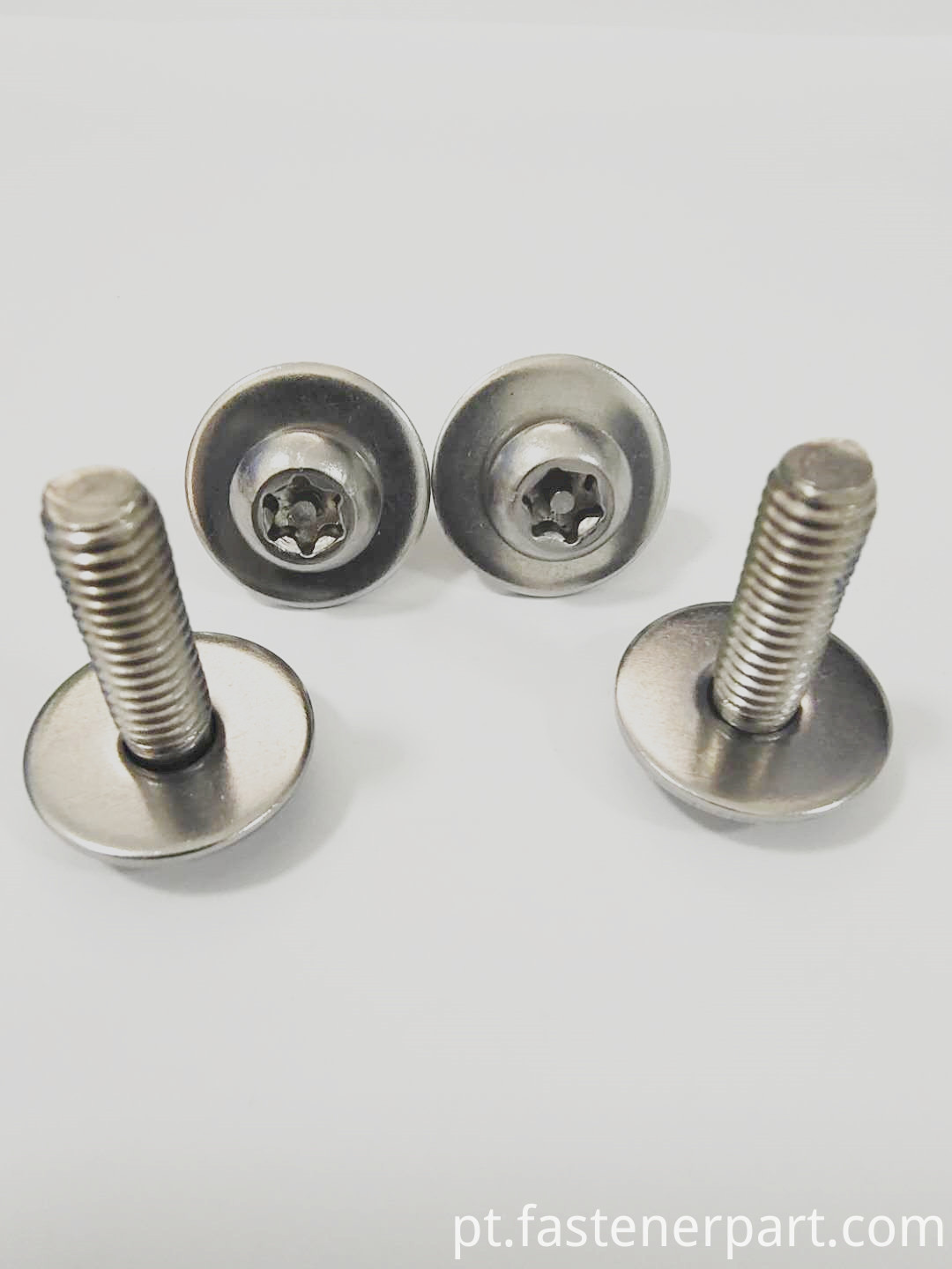 three pack Anti-loosening Mechanical Screw