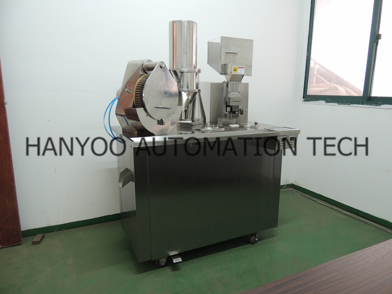 High Quality GMP Pharmacy Fully Automatic Capsule Filler Machine