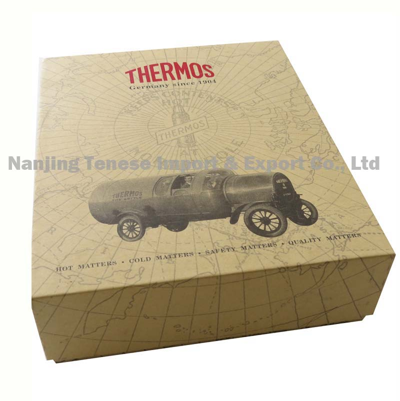 Custom Cardboard Paper Folding Gift Packaging Box
