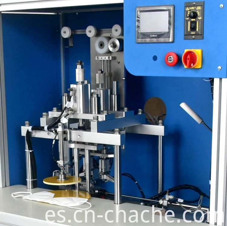 ear string welding machine