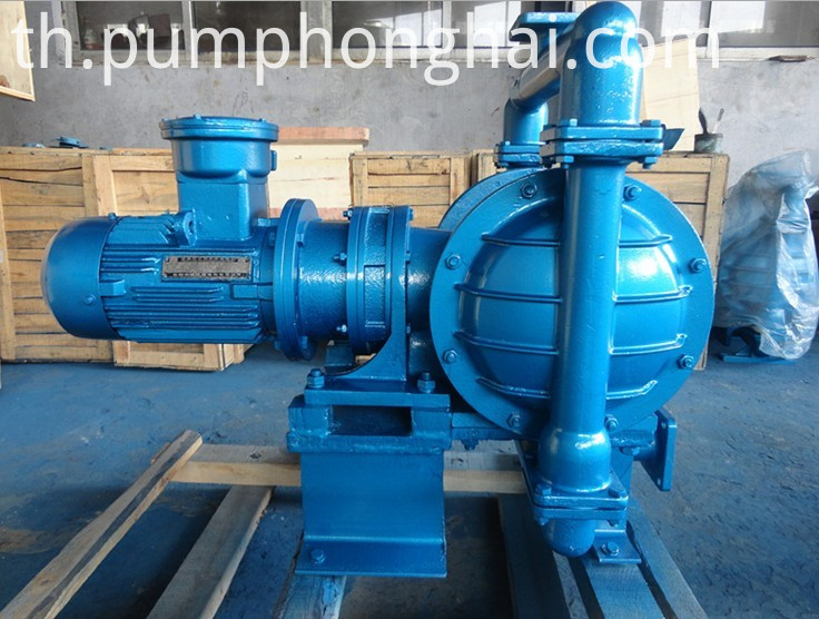 DBY series cast iron material diaphragm pump