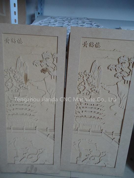 Woodworking Cutting Machine Atc CNC Carving Machine