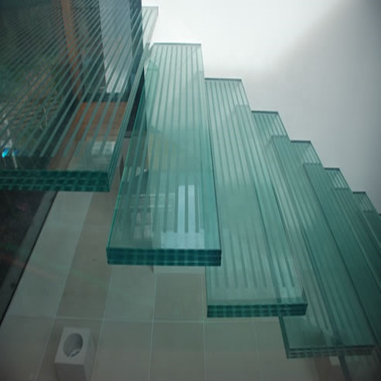 Clear Triple Laminated Glass