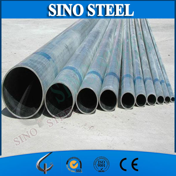 Hot Dipped Round Galvanized Steel Pipe for Struction