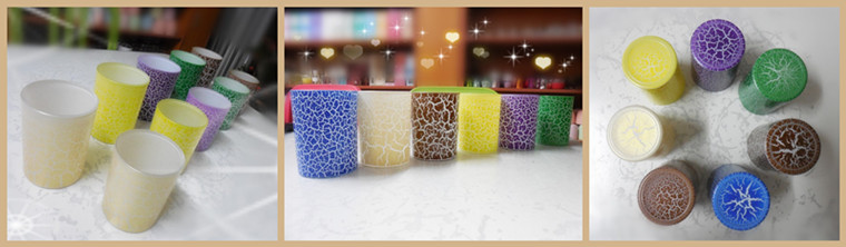 @Work Seriess Inspiration Organic Soy Wax Natural Scented Tin Candle