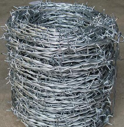 Good Quality Galvanized Barbed Iron Wire