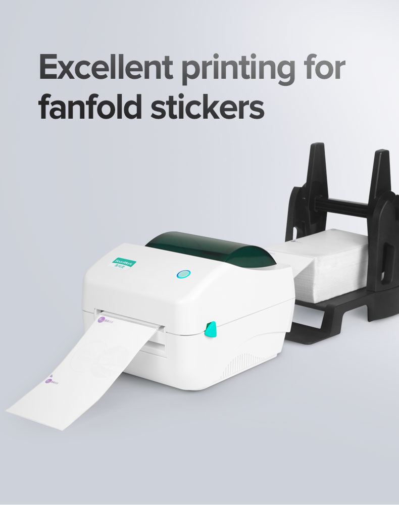 4x6 barcode printer