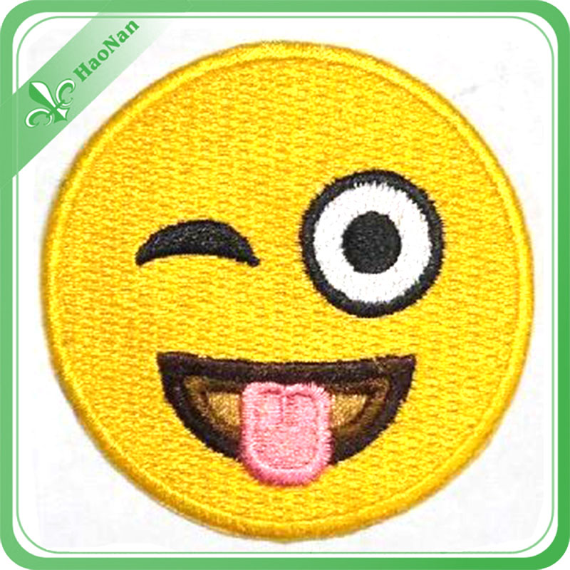 Factory Cheap Price Wholesale High Quality New Embroidery Patch