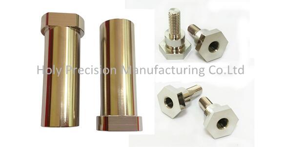 Nice Finish Aluminum Frame CNC Machining Parts