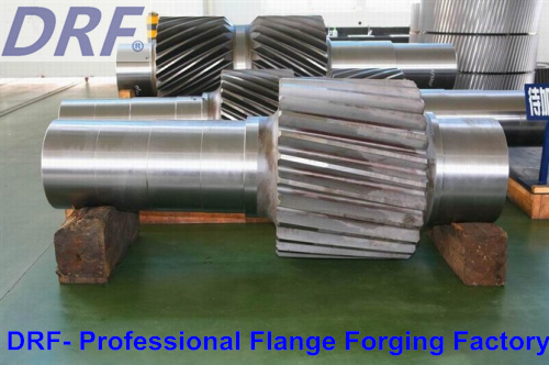 Alloy Steel Forging Shaft