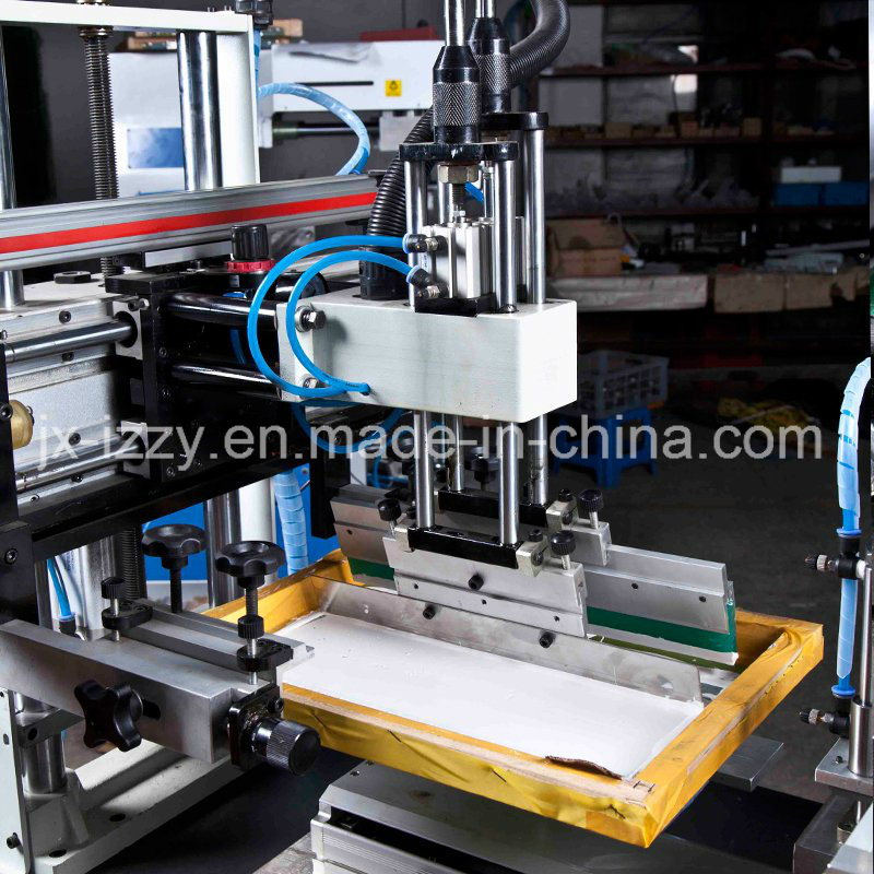 High Efficency Automatic Carousel Screen Printing Machine for Plastic Products