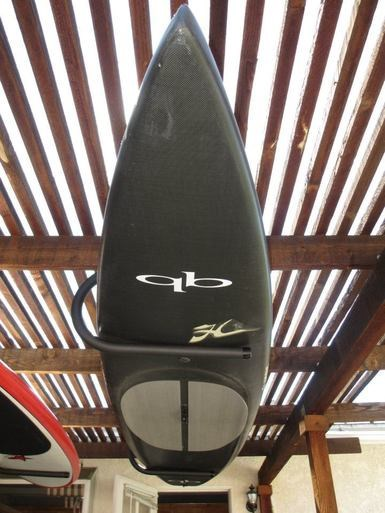surfboard storage rack