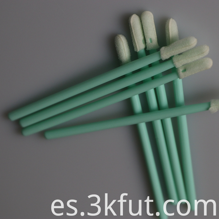 cleaning stick foam swab for printer