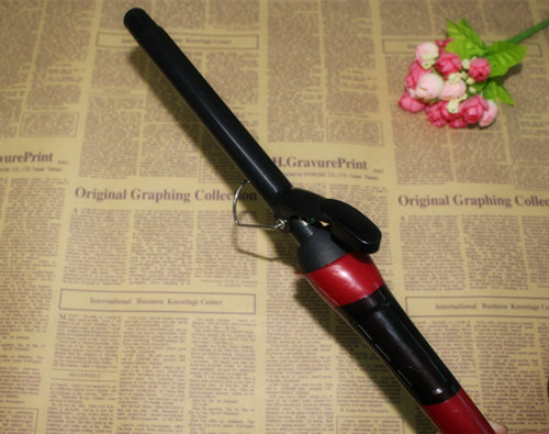 Spray Portable Hair Curler LCD Screen Hair Curling Iron