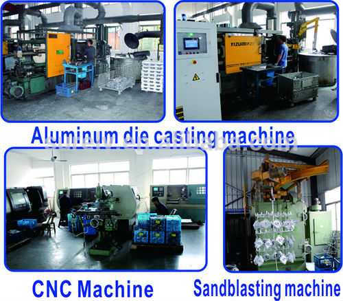 Supreme Quality for Aluminum Die-Casting Products Coffee Machine Parts