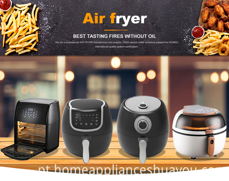 Oil Free Air Fryer