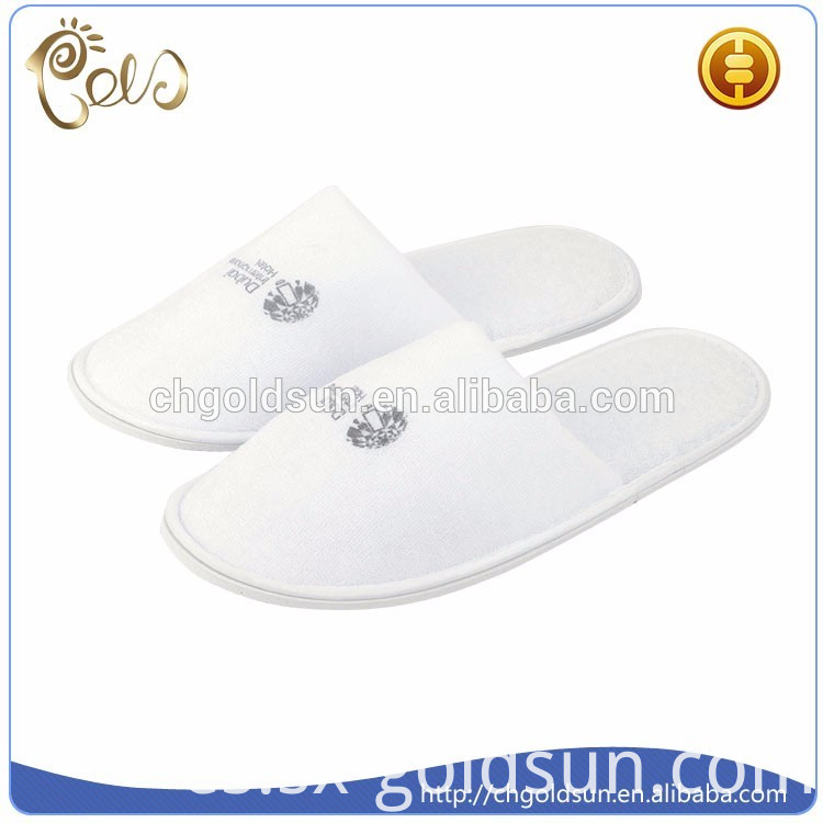 Luxury Hotel Slippers