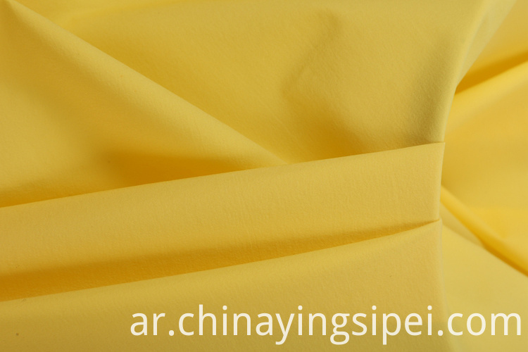 Hot sale soft plain dyed spandex nylon fabric