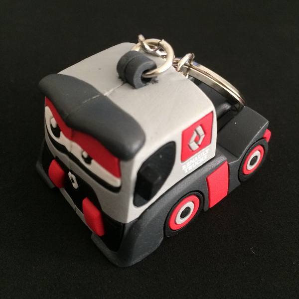 Custom Cartoon Figure 3D PVC Magnet for Souvenir Gifts