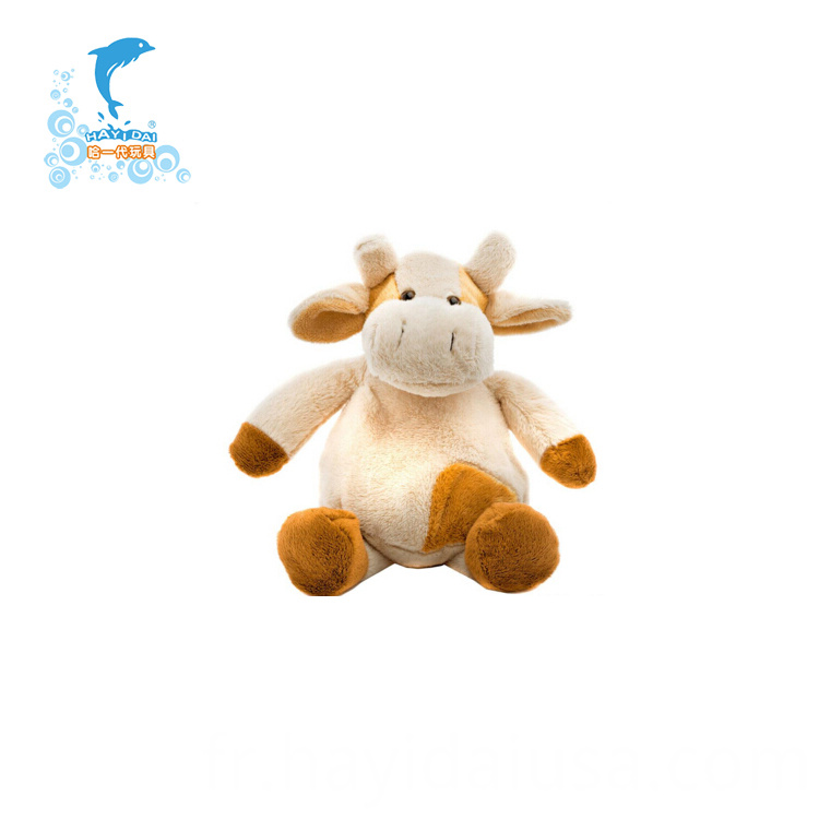 Cow Stuffed Animal Toy