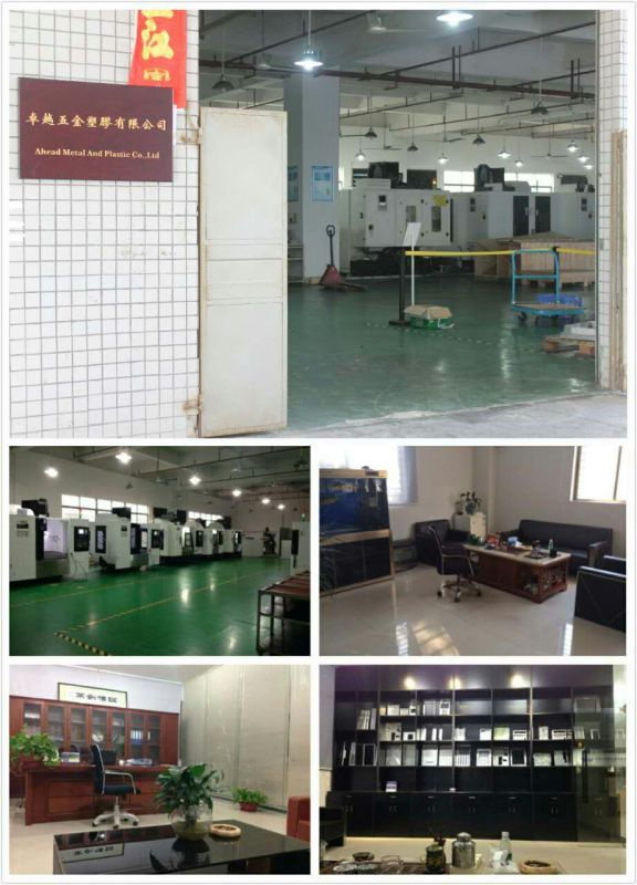Customized CNC Milling Parts and CNC Turning Parts According to Customer's Drawings