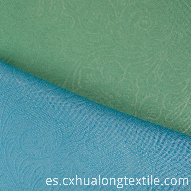 Embossed Tablecloth Fabric