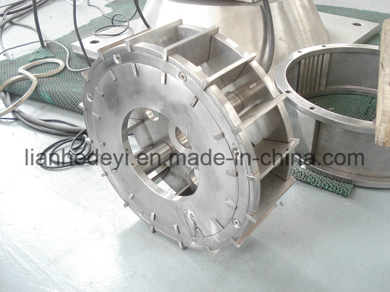 150b-F Stainless Steel Turbo Pulverizer