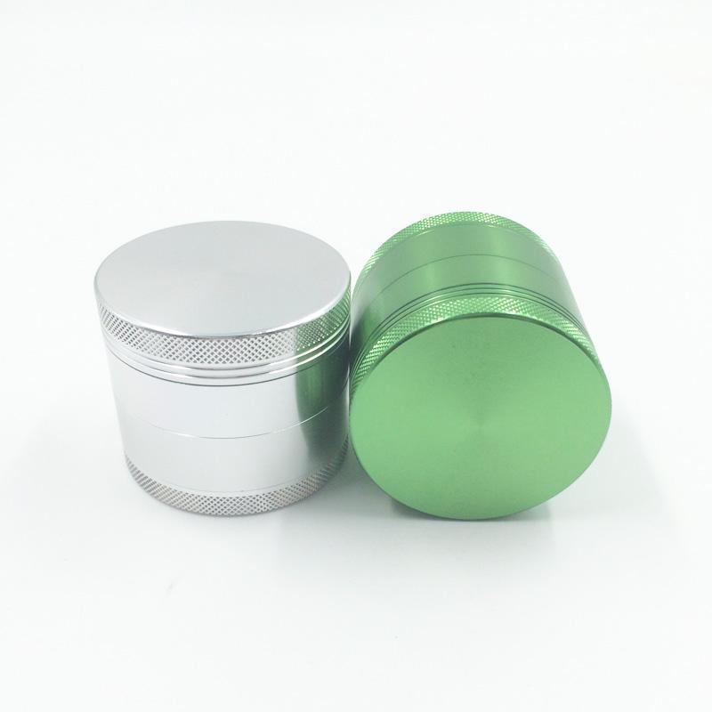 Smooth Durable Herbal Tobacco Grinder for Enjoying Smoking Smoker (ES-GD-007-S)