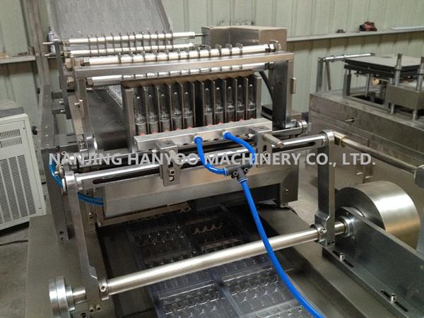 Dpp-350e Ampoule Vial Blister Packing Machine