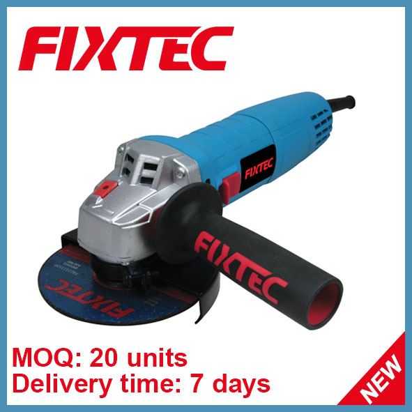 Fixtec Power Tool 750W 115m Electric Mini Angle Grinder