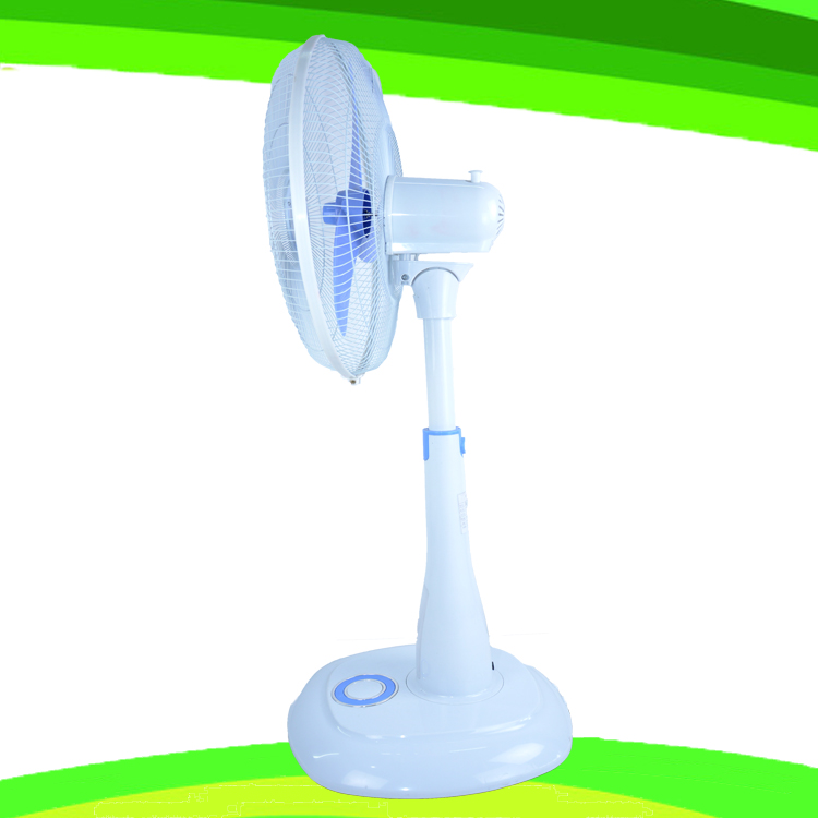 DC12V 16 Inches Table-Stand Fan Solar Fan (SB-ST-DC16B) 1