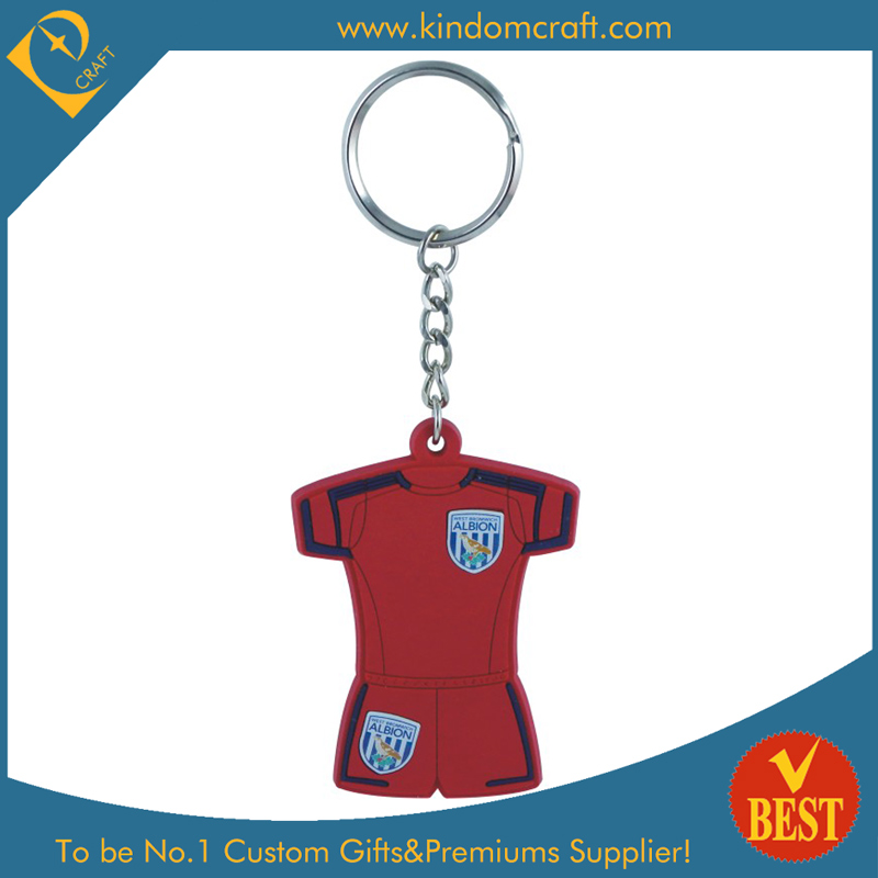 High Quality Factory Price China Customized Logo Key Chain or Ring for Souvenir Gift