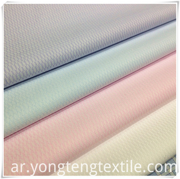 Poly Cotton Stripe Fabric