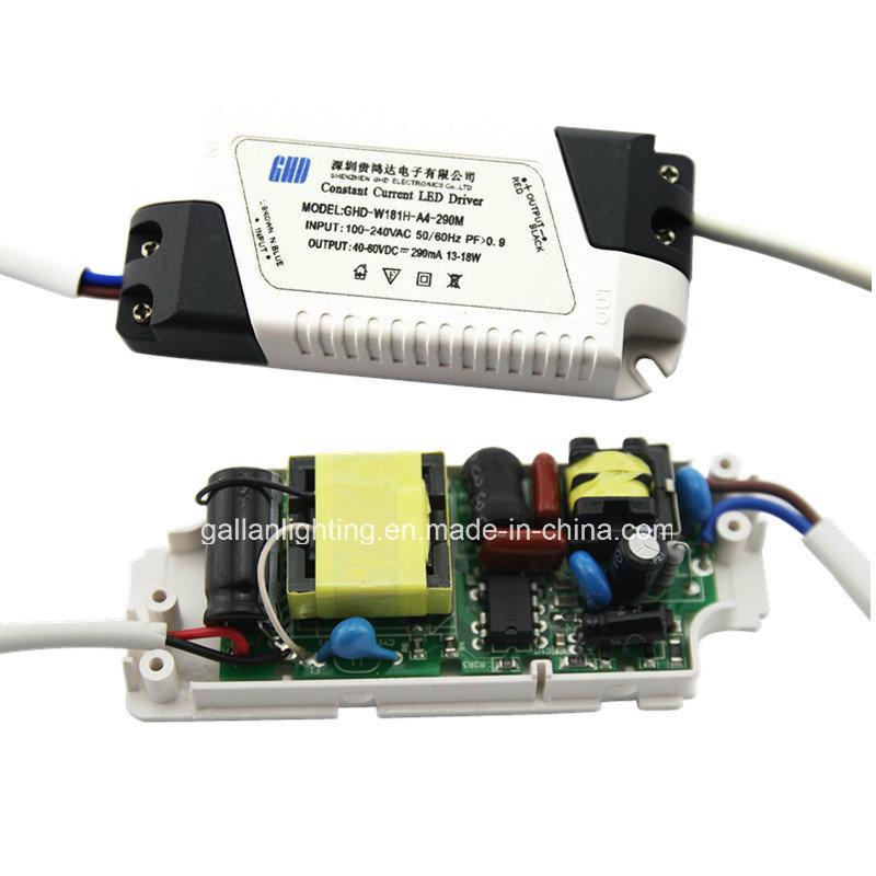 24W 230V 300mA PF0.9 Driver for Panel Light