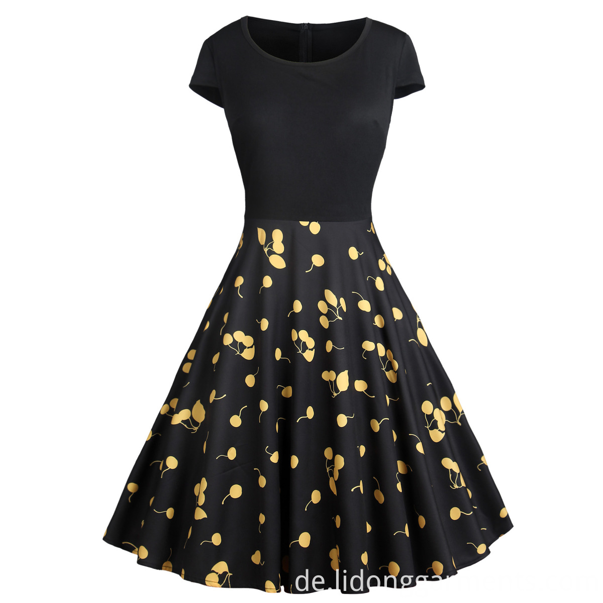 Women Retro Dress