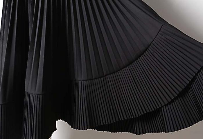 Black Tassels Dress